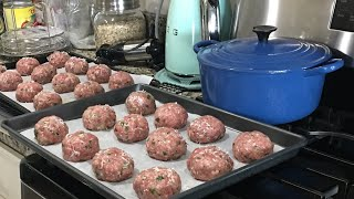 PRODUCTS YOU HAVE ASKED ABOUT | WHAT MAKES A MEATBALL FANTASTIC