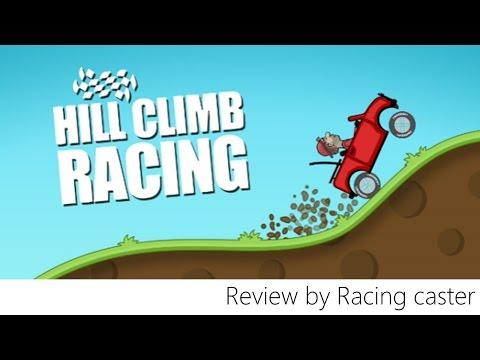รีวิวเกม Hill climb Racing เกมรถใต่เขา โหลดกว่า 100 ล้าน