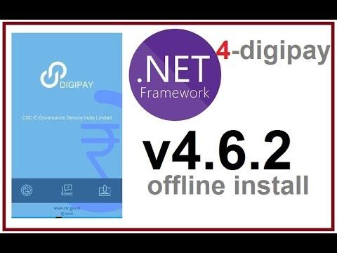 net framework 4.6 offline