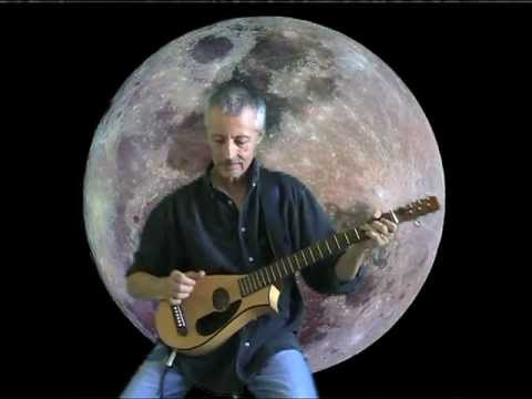 Moon Never Without My Vagabond Travel Guitar Youtube