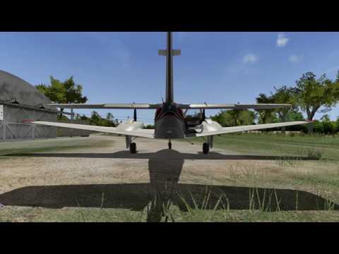 Simcoders REP Beech Baron - First Flight, Pilotage, and Butt Steak