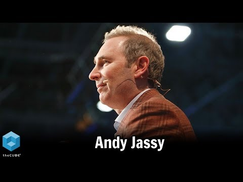 Andy Jassy, AWS | AWS re:Invent 2018