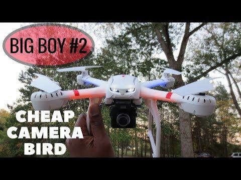 MJX X101 Review - A Big 'Ol Budget Camera Bird - PART 1