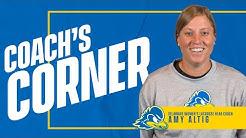 Coach's Corner - Amy Altig