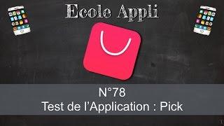 Appli 78 : Pick - Calcul de pourcentage pour soldes screenshot 2