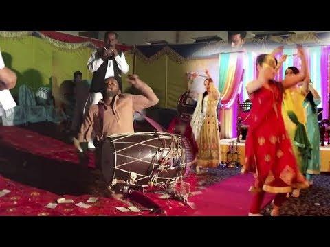 gujranwala rana usman mehndi dance mp4flv doovi