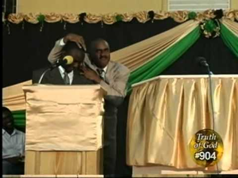 Pastor Gino Jennings Truth of God Broadcast 902-904 Mandeville, Manchester Jamaica Part 2 of 2