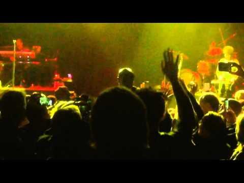 Life on the Dancefloor by Seal, Los Angeles, CA, 11/16/15