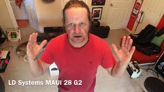 MAUI 28 G2 PA System by LD Systems