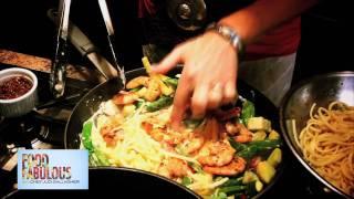 Food Fabulous: Shrimp Pasta Primavera