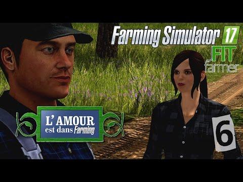 FS17 | Rôleplay (RP) | L'amour est dans FARMING 💑 #6 | Ne pas laisser le doute s'installer...