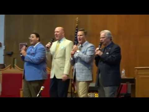 """""""Next Cloud"""" The Kingsmen in concert Pine View Baptist Church 25May2018"""