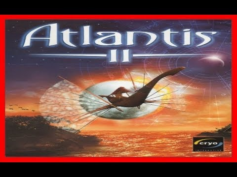 "Atlantis 2 - Beyond Atlantis 1999 PC ""Deutsch/German"" 