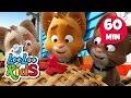 🐱 Three Little Kittens 🐱 Educational Songs for Children   LooLoo Kids