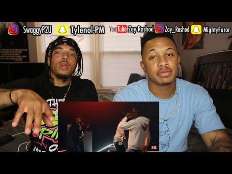 Lil Pump, BlocBoy JB and Smokepurpp's Cypher - 2018 XXL Freshman Reaction Video