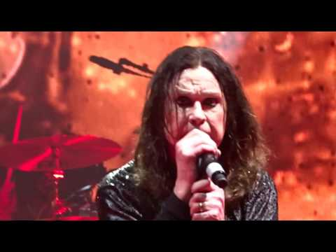 Black Sabbath, War Pigs, FINAL SHOW, 040217, Birmingham