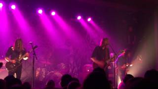 Graveyard - Endless Night/Evil Ways 2014-04-15 Live @ Wonder Ballroom, Portland, OR