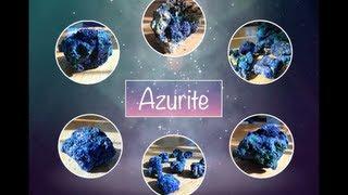 Azurite - Lets Talk Stones