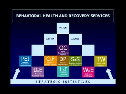 Behavioral Health & Recovery Services: Good Modern System