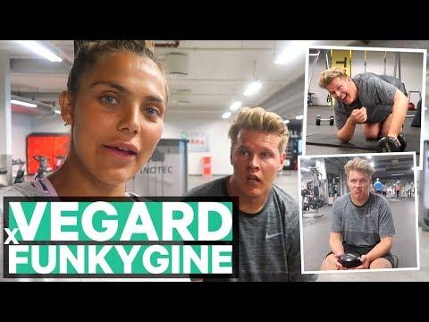 Vegard X Funkygine #20: - Vegard spyr litt