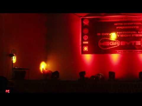 Megabyte Fest Performance at BKIT, Bhalki