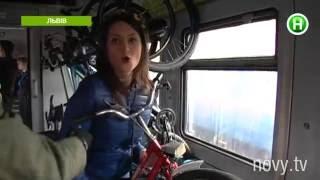 В Украине появился специальный поезд для велосипедистов! - Абзац! - 27.05.2016(, 2016-05-27T17:03:56.000Z)