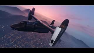 GTA 5 Online The Doomsday Heist Trailer (2017)