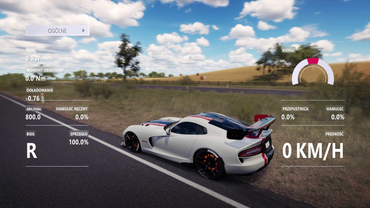 Forza Horizon 3 Tuning 2016 Dodge Viper ACR Top Speed - YouTube