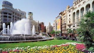 видео Валенсия (Испания) и её достопримечательности