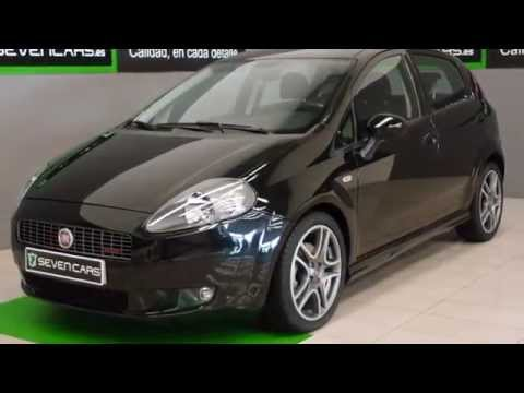 fiat grande punto 1 3 multijet 90cv sport youtube. Black Bedroom Furniture Sets. Home Design Ideas