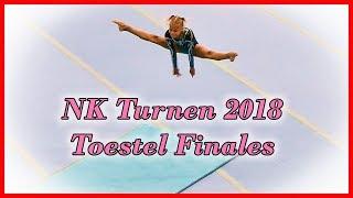 NK Turnen toestelfinales 2018 Pupil 2 N2 in Tilburg