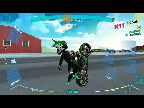 Stunt Bike Freestyle All Tricks Youtube
