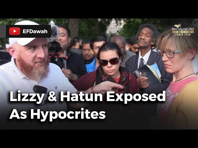 Lizzy & Hatun Didedahkan Sebegai Hipokrit | Lizzy & Hatun Exposed As Hypocrites