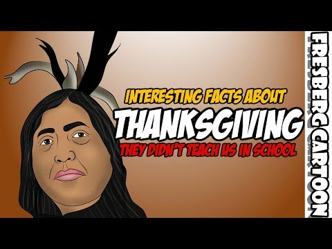What They Didn't Tell About Thanksgiving & Native Americans | Native American Heritage Month Facts