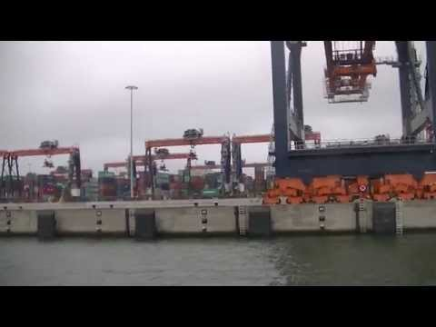 Rotterdam new container harbour Maasvlakte 2 (part 1 of 2)