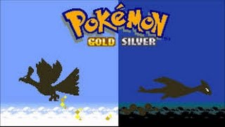 Pokemon Silver Walkthrough Part 1 - A New Story Begins in New Bark Town