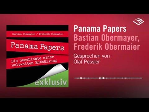Panama Papers: Die Geschichte einer weltweiten Enthüllung YouTube Hörbuch Trailer auf Deutsch