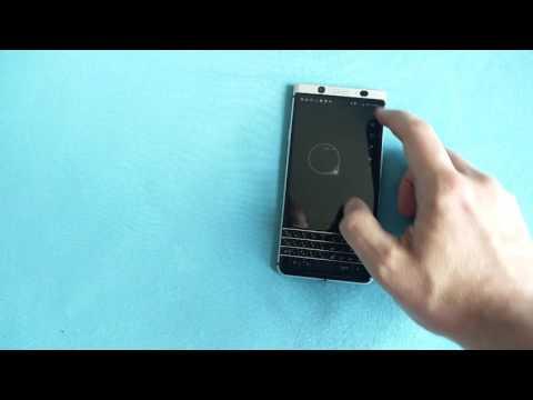 BlackBerry KEYone Smartphone | UI and first impression