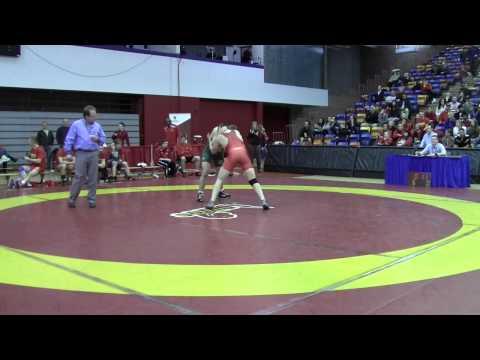 2015 Canada West Championships: 90 kg Nick Proctor vs. Emery Wilson