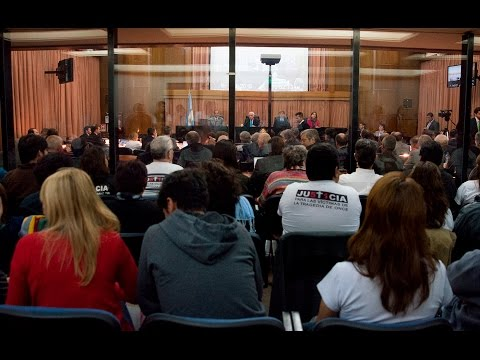 20ª audiencia de alegatos en el juicio oral por la tragedia de Once