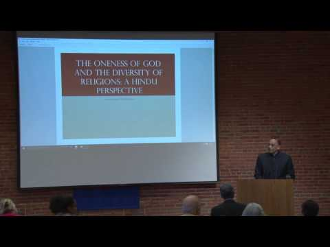 The Oneness of God and the Diversity of Religions: A Hindu Perspective