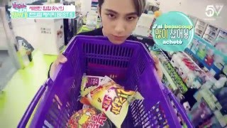 [VOSTFR] SEVENTEEN - The ranking is up to me -  Episode 2 (Le meilleur snack)