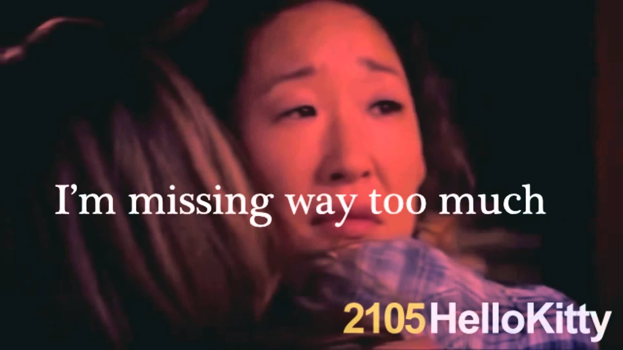 Tribute to Sandra Oh/ Cristina Yang / Grey\'s Anatomy - YouTube