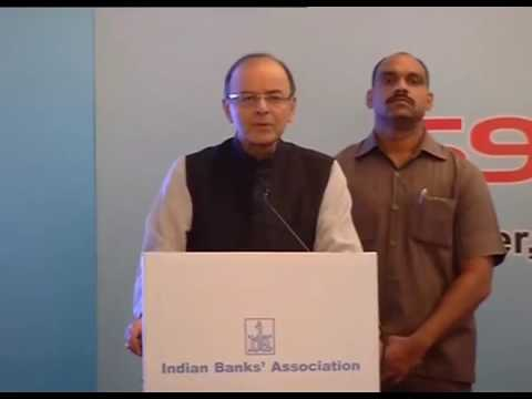 Finance Minister addresses 69th AGM of Indian Bank Association in Mumbai