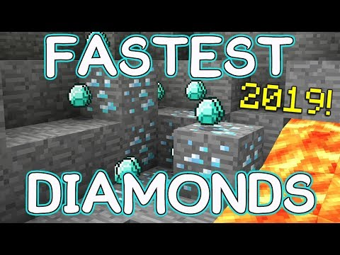 How To Find Diamonds In Minecraft!