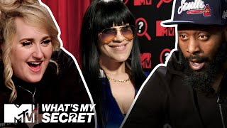 Karlous Miller Can't Believe What She Puts In Her Mouth 👄 What's My Secret?