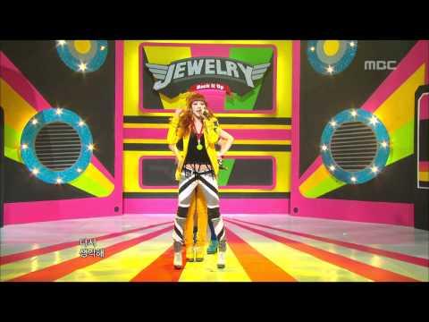 Jewelry - Back it up, 쥬얼리 - 벡 잇 업, Music Core 20110129