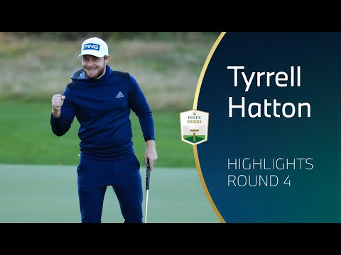Tyrell Hatton wins at Wentworth | BMW PGA Championship 2020