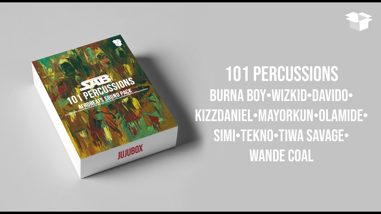 [FREE]101 PERCUSSIONS Afrobeats Sound Pack/Drum Kit||For FL  Studio/Ableton/Maschine/Logic