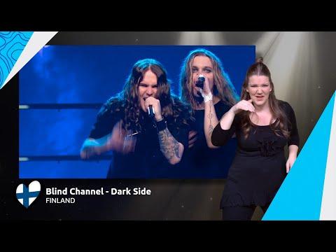 Blind Channel - Dark Side   Finland ??   Sign dance   ESC21